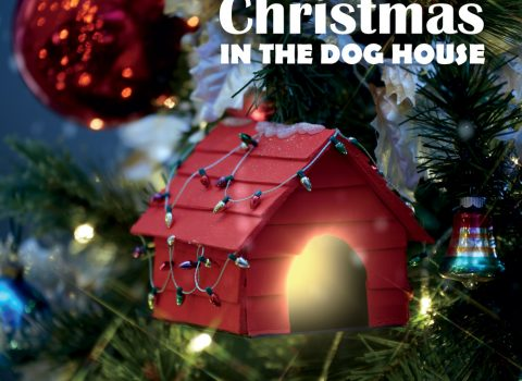 Album Design: Christmas In The Dog House by Grammy Award Winner Bill Cunliffe